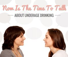 Underage Drinking: They Hear You.