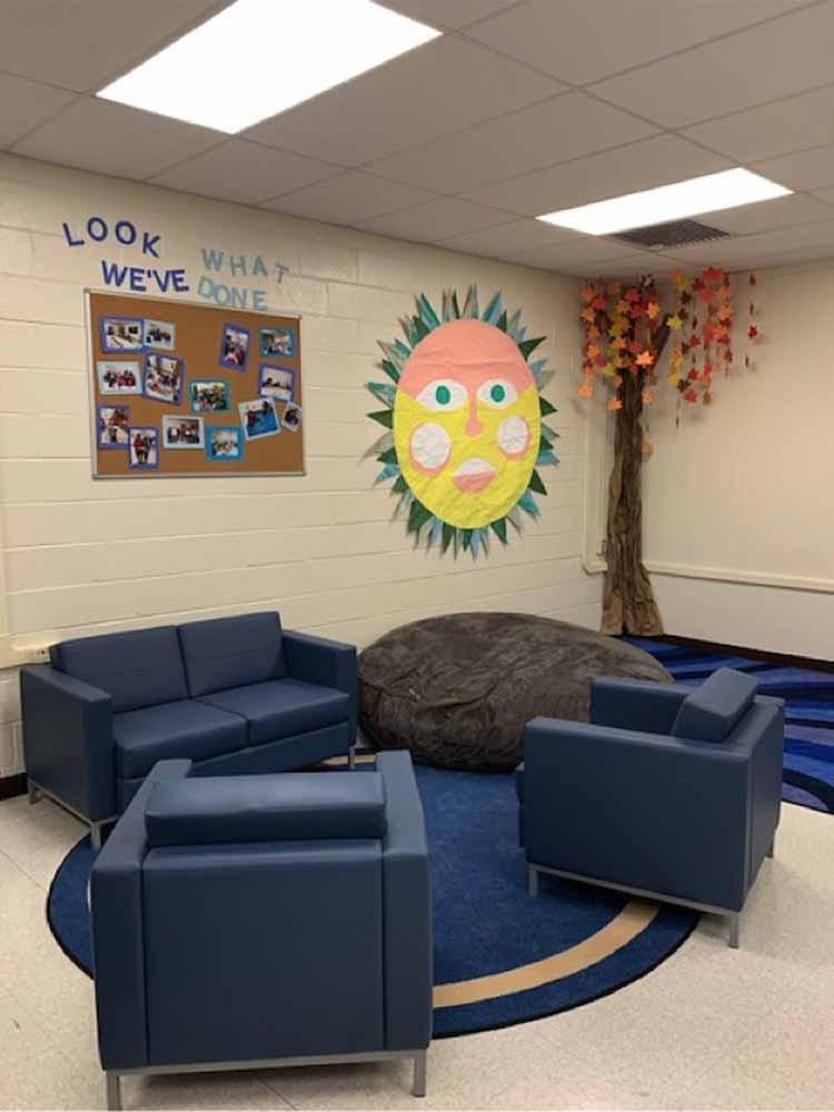 Ocean City Intermediate School's Wellness Center